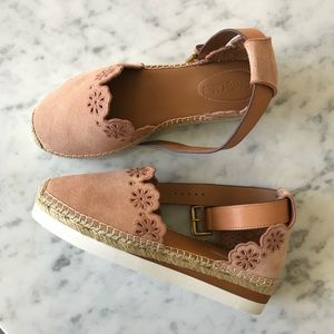 BRAND NEW See by Chloe Sandals